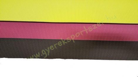 Kétrétegű polifoam matrac csúszásmentes 180X70x1 cm PRO-STAR