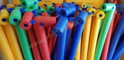 Úszó rúd Polifoam Pónis, hangot adó vegyes színekben PRO-STAR